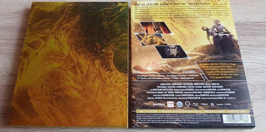 Godzilla: Zerstörer der Welt - Collector's Edition [Blu-ray] Shop kaufen Produktbild