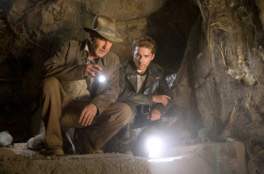 Indiana Jones – 4 Movie Collection 4K UHD Digipack Steelbook Blu-ray review Szenenbild