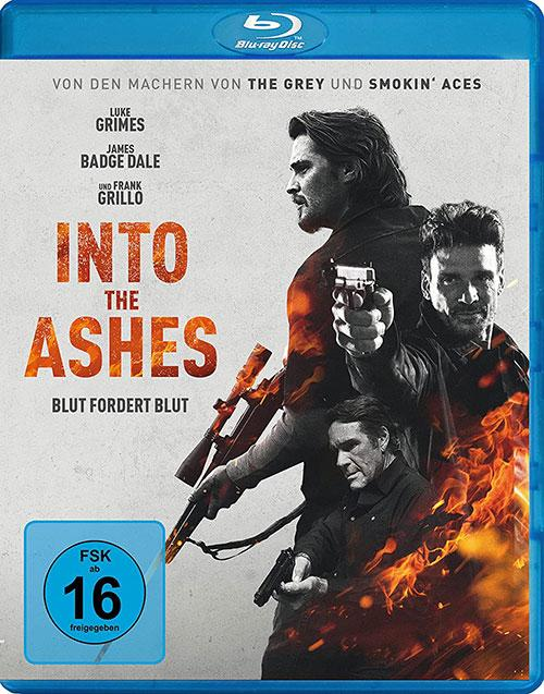 Into the Ashes Film 2021 Blu-ray DVD Digital shop kaufen Cover