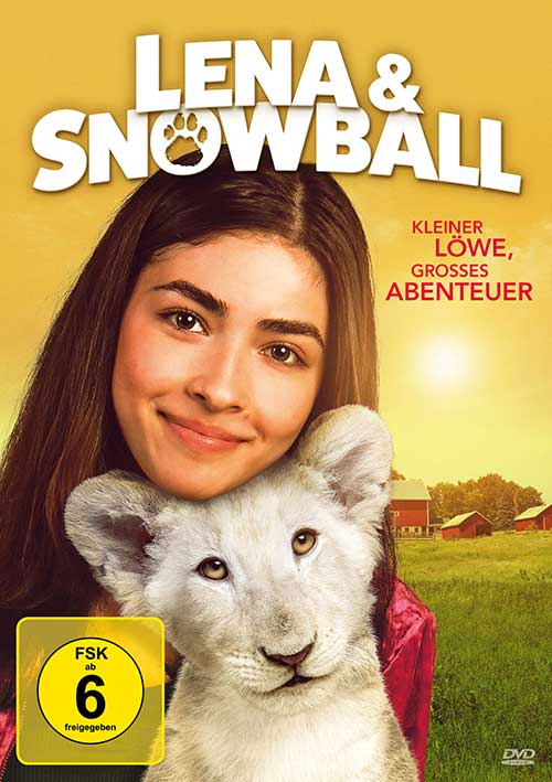 Lena und Snowball Film 2021 DVD Cover shop kaufen