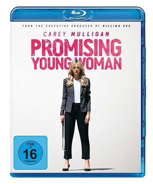Promising Young Woman Film 2021 Oscar Gewinner Blu-ray cover shop kaufen