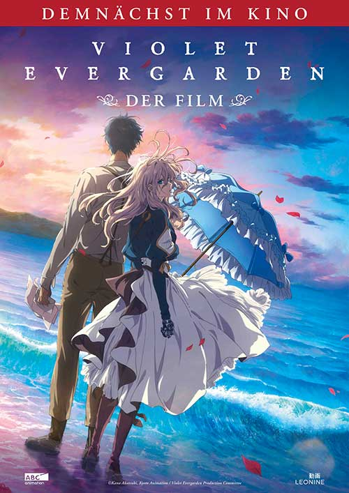 Violet Evergarden Der Film 2021 Kino Plakat