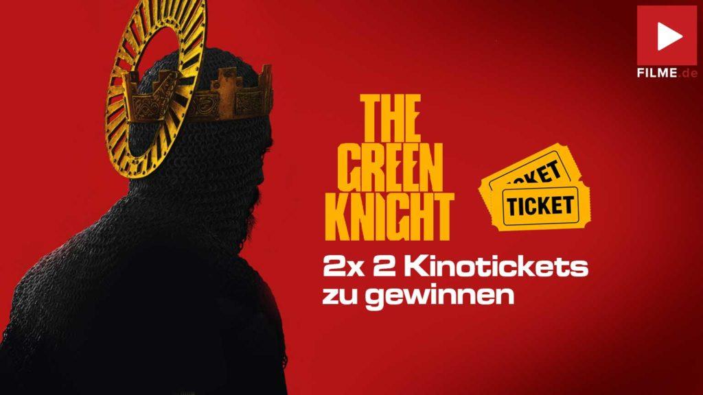 THE GREEN KNIGHT Film 2021 Kinotickets gewinnen Gewinnspiel Artikelbild