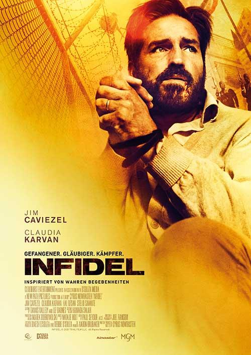 INFIDEL Film 2021 Kino Plakat