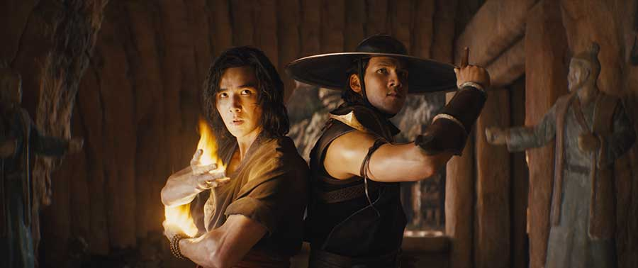 Mortal Kombat (2021) Blu-Ray Review Film 2021 Szenenbild