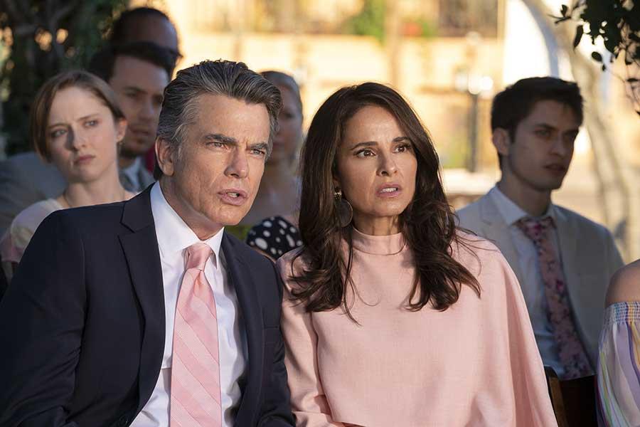 Palm Springs Film 2021 Blu-ray Review Szenenbild