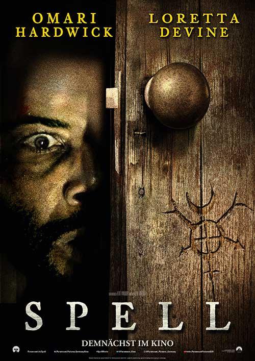 SPELL Film 2021 Kino Plakat