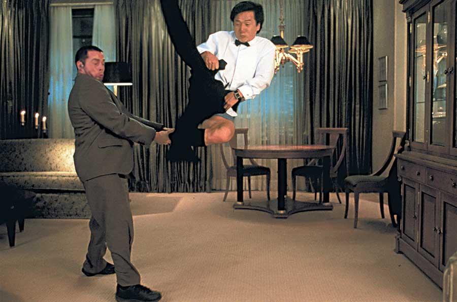 The Tuxedo - Gefahr im Anzug Film 2002 Blu-ray shop kaufen Szenenbild