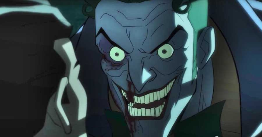 Batman: The Long Halloween - Teil 1 – Blu-ray Review Szenenbild