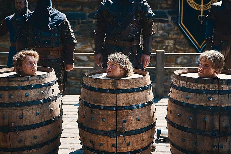 Espen und die Legende vom goldenen Schloss Film 2021 Blu-ray Review Szenenbild Shop kaufen