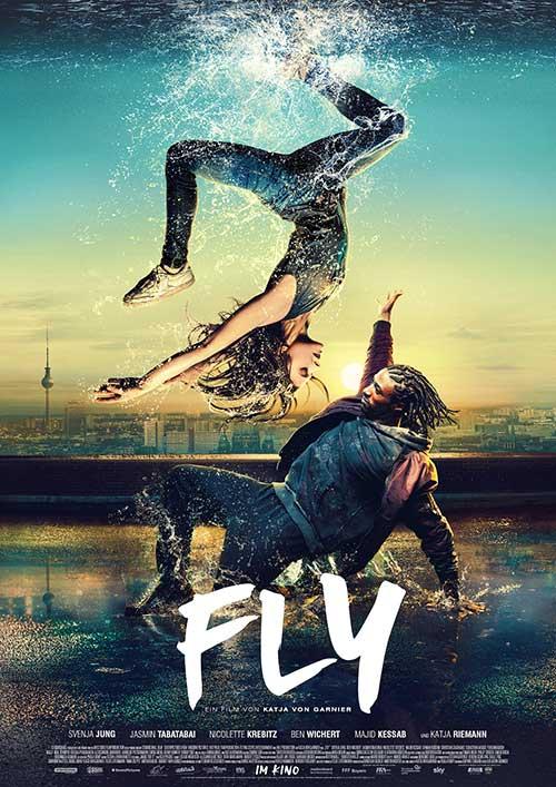 FLY Film 2021 Kino Plakat