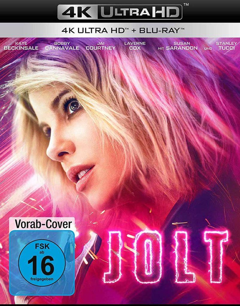 Jolt Film 2021 4K UHD Cover shop kaufen