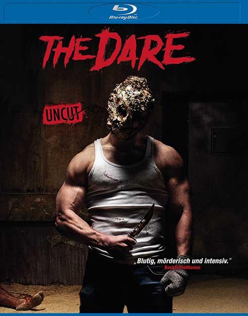 The Dare Film 2021 Blu-ray Cover Shop kaufen