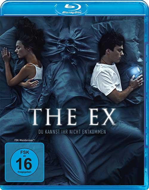 The Ex - Du kannst ihr nicht entkommen Film 2021 Blu-ray Cover shop kaufen