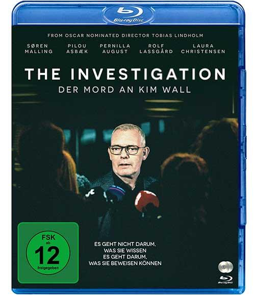 The Investigation – Der Mord an Kim Wall Film 2021 Blu-ray Cover shop kaufen
