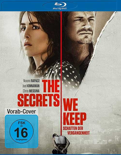 The Secrets We Keep - Schatten der Vergangenheit Film 2021 Blu-ray Cover shop kaufen