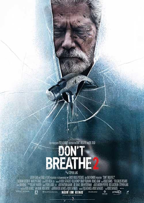 DON'T BREATHE 2 Film 2021 Kino Plakat