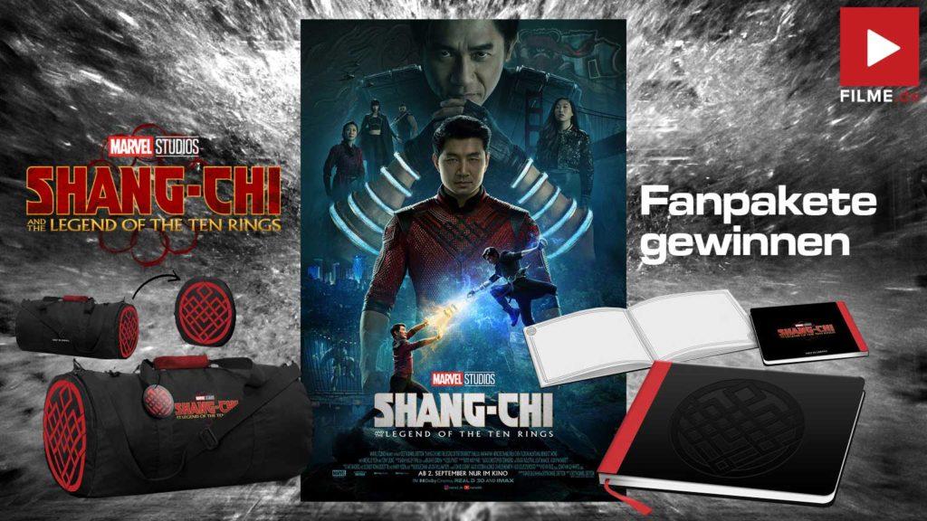 SHANG-CHI AND THE LEGEND OF THE TEN RINGS Kino Film 2021 Gewinnspiel gewinnen Artikelbild