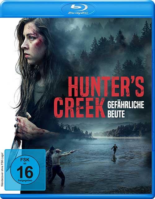 Hunter's Creek - Gefährliche Beute Film 2021 Blu-ray Cover shop kaufen
