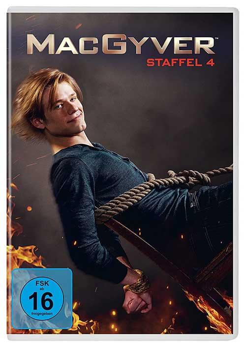 MacGyver Staffel 4 Serie 2021 DVD Cover shop kaufen