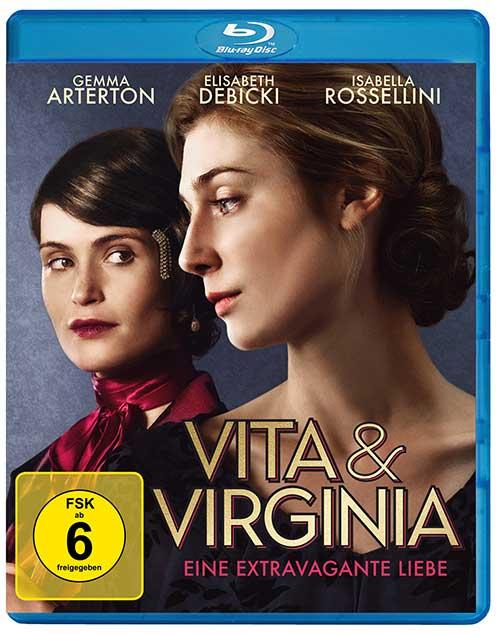 Vita und Virginia - Eine extravagante Liebe Digital Blu-ray Cover shop kaufen