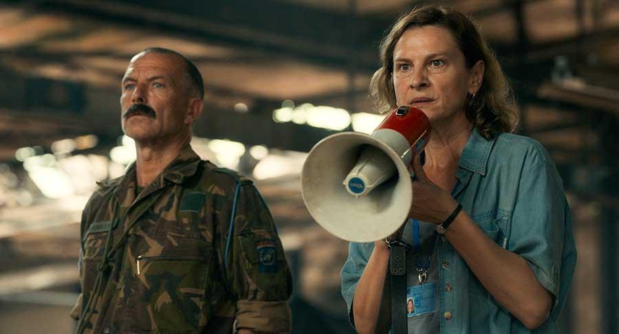 Quo Vadis, Aida? – Vorab Kino-/ Streaming Review Szenenbild