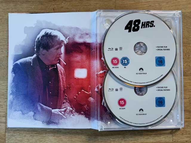Nur 48 Stunden & Und wieder 48 Stunden - Mediabook [Blu-ray] Review Produktbild shop kaufen