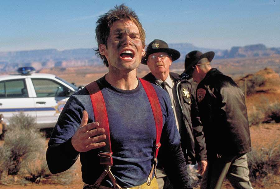 Evolution (2001) – Blu-ray Review Steelbook Szenenbild