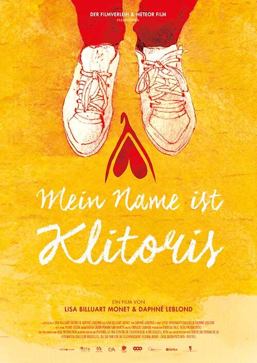 MEIN NAME IST KLITORIS Film 2021 Kino Plakat