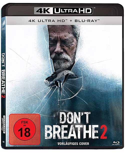 DON'T BREATHE 2 Film 2021 4K UHD Cover shop kaufen