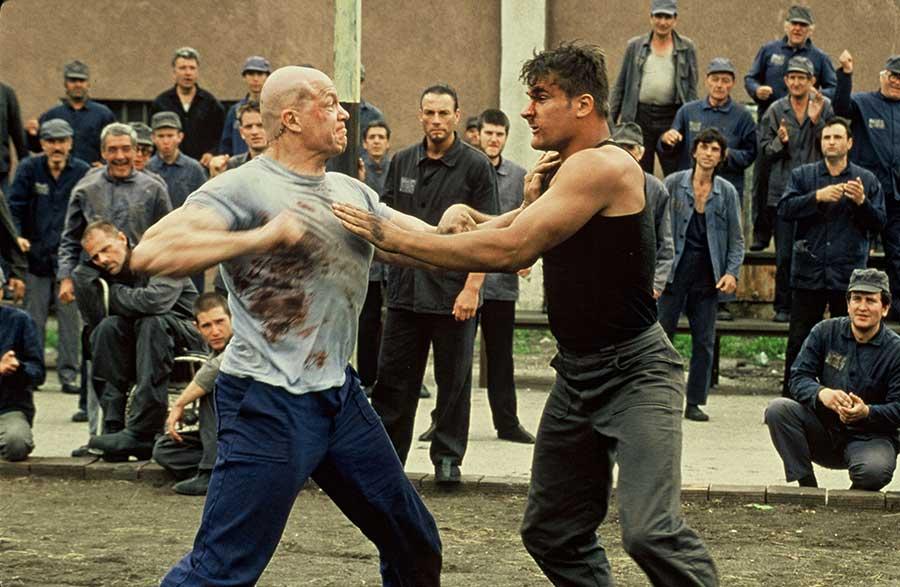 In Hell: Rage Unleashed Film Van Damme Blu-ray Review Szenenbild