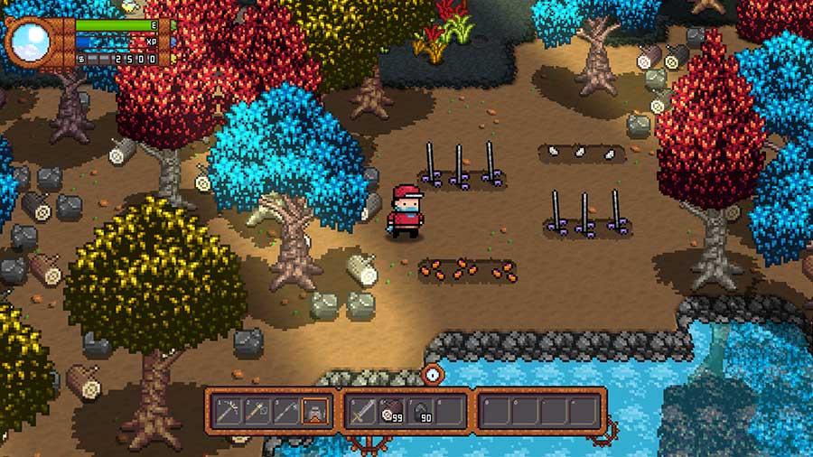 Monster Harvest - Switch Review Spiel 2021 Szenenbild