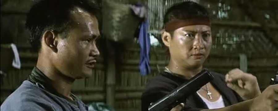 Operation Eastern Condors - Uncut [Blu-ray] Review Szenenbild