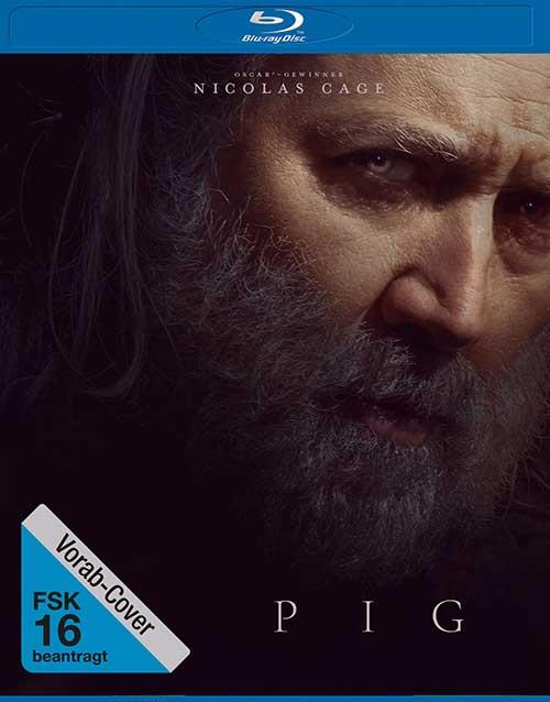 PIG Film 2021 Blu-ray Cover shop kaufen