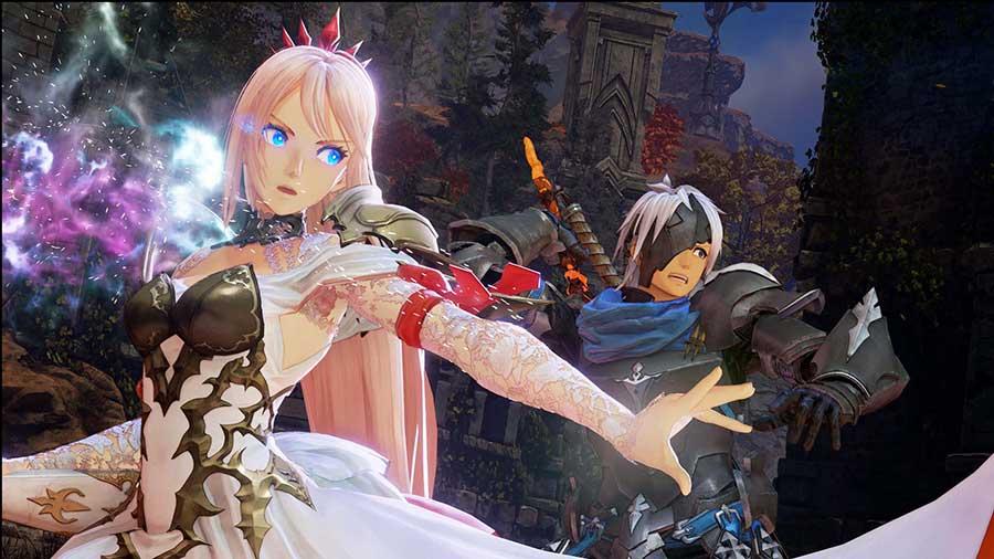Tales of Arise – PS5 Review Spiel 2021 Szenenbild