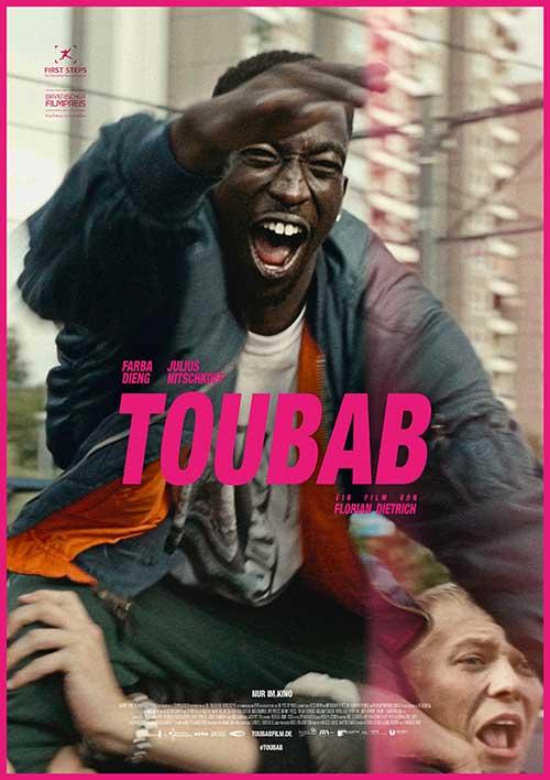 Toubab Film 2021 Kino Plakat
