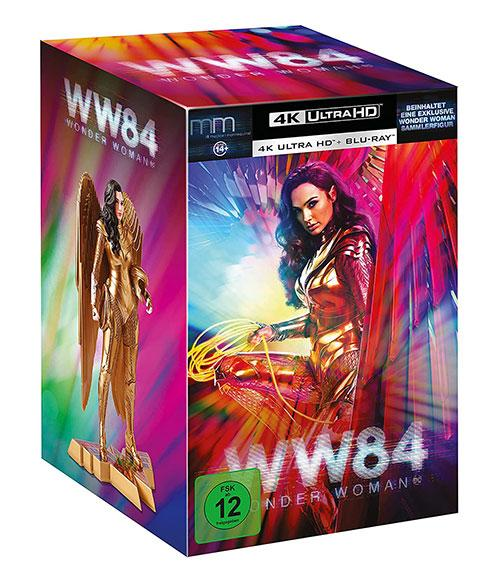Wonder Woman 1984 Film 2021 Ultimate Collector's Edition (4K UHD + Blu-ray). shop kaufen