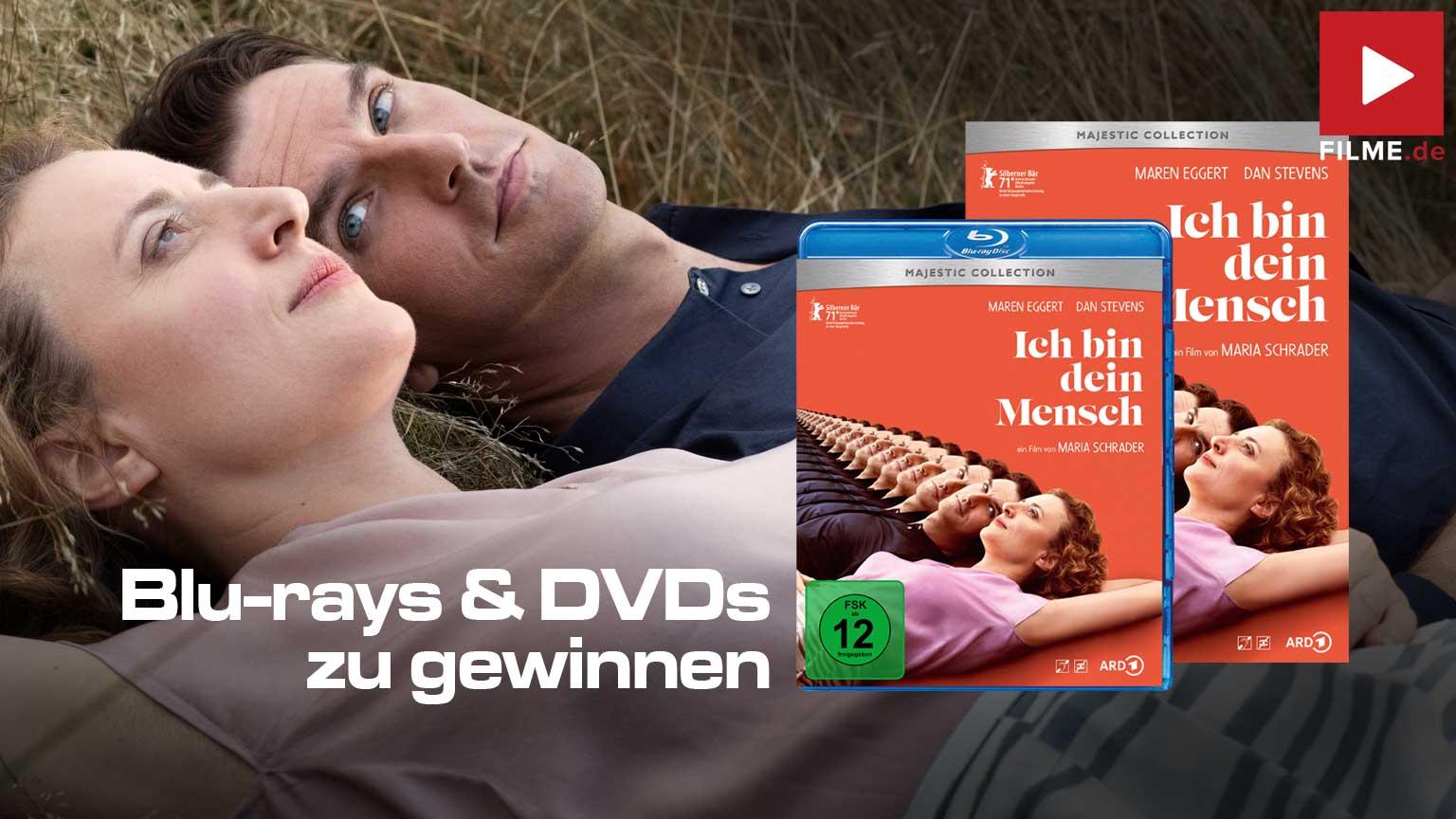 Ich bin den Mensch Film Lola Erfolg DVD Blu-ray Gewinnspiel gewinnen Artikelbild