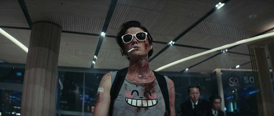 Kate – Streaming Review Netflix Szenenbild