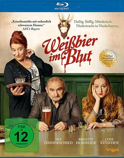 Weißbier im Blut Film 2021 Blu-ray Cover shop kaufen